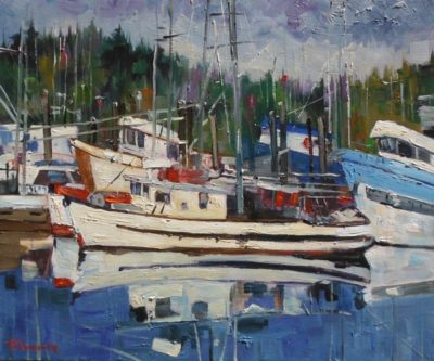 Dockside - Uclulet