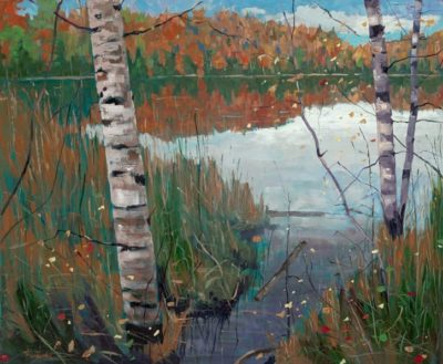 Cottage Country 30x36 - up on WD (300 dpi, I think)